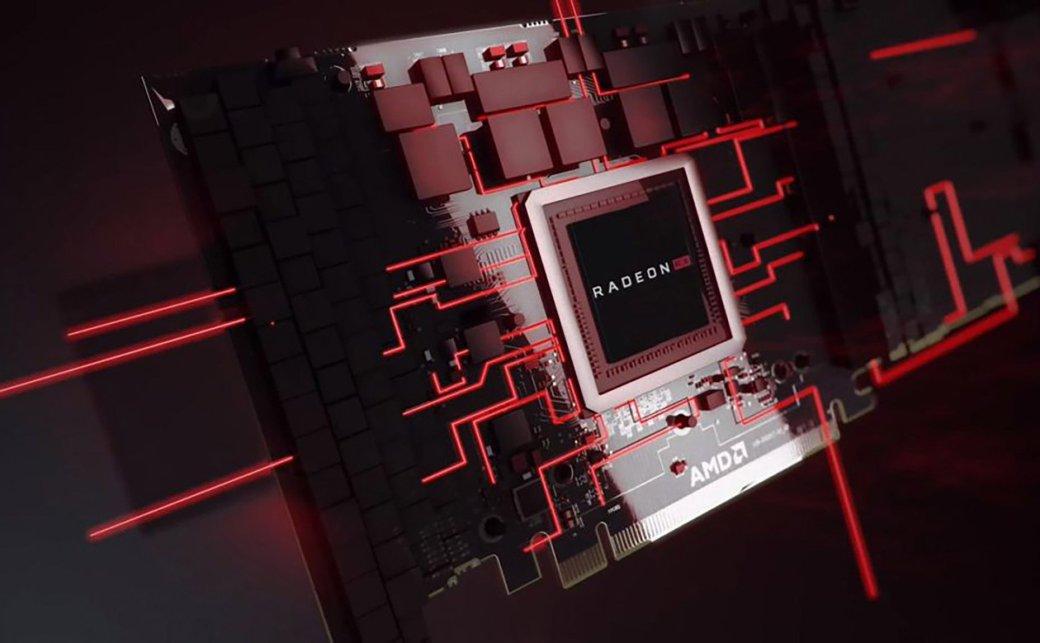 Новая информация о видеокарте AMD Radeon RX 3080 (Navi): будущий конкурент GeForce GTX 1080 за $260   Канобу - Изображение 2