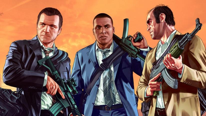 Опрос. Кто изглавных героев Grand Theft Auto 5 вызывает наибольшую симпатию? | Канобу - Изображение 1