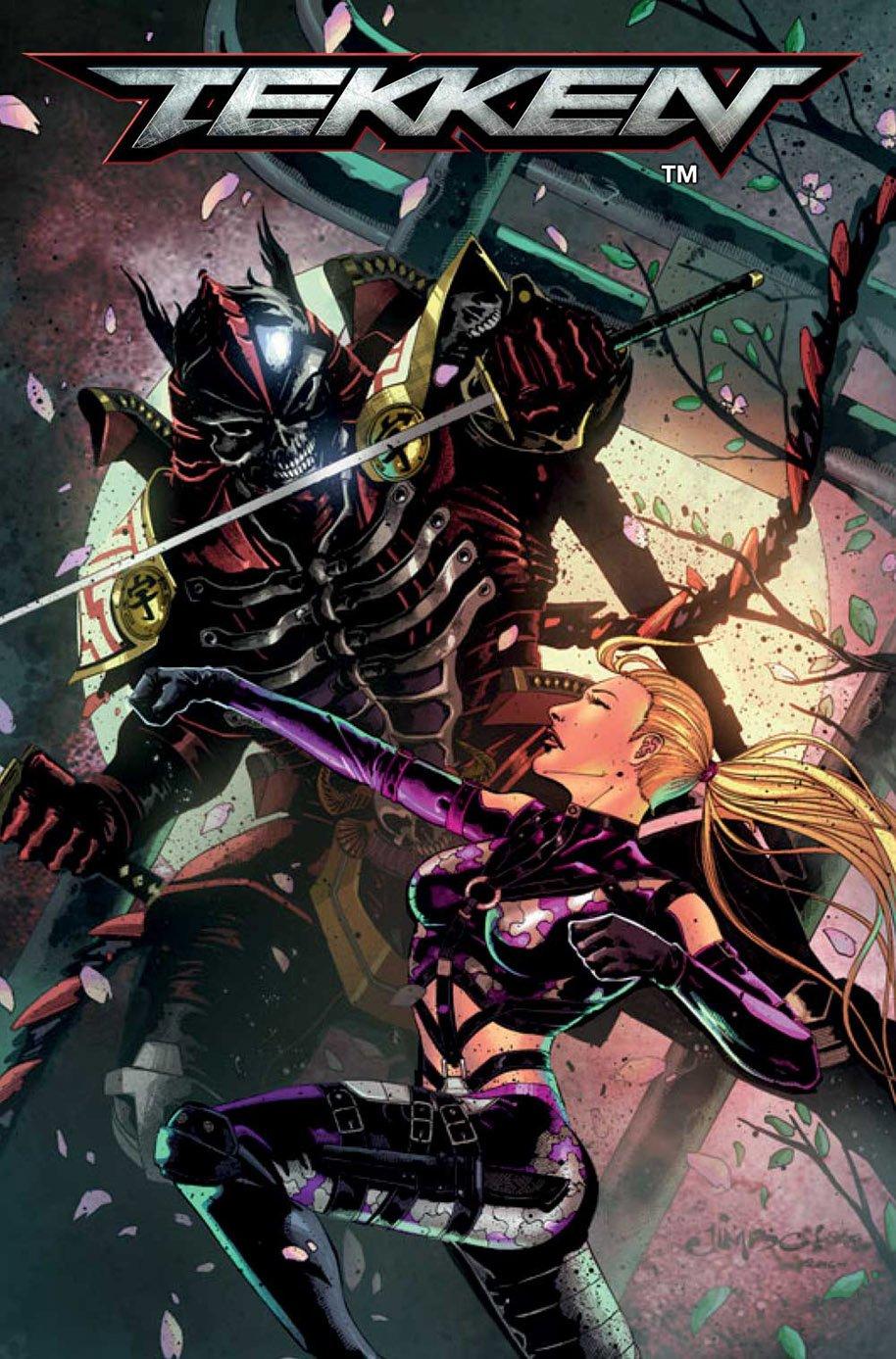 Новый комикс по вселенной Tekken выйдет в мае | Канобу - Изображение 1334