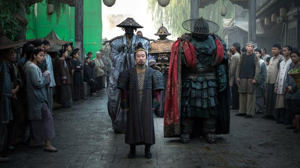Рецензия на фильм Тайна печати дракона (2019, Вий-2) с Джеки Чаном и Арнольдом Шварценеггером | Канобу - Изображение 0