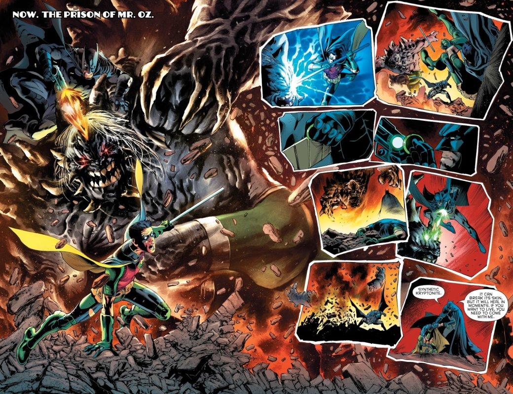 Бэтмен будущего, данетот: как два Тима Дрейка встретились настраницах комикса DC   Канобу - Изображение 5045