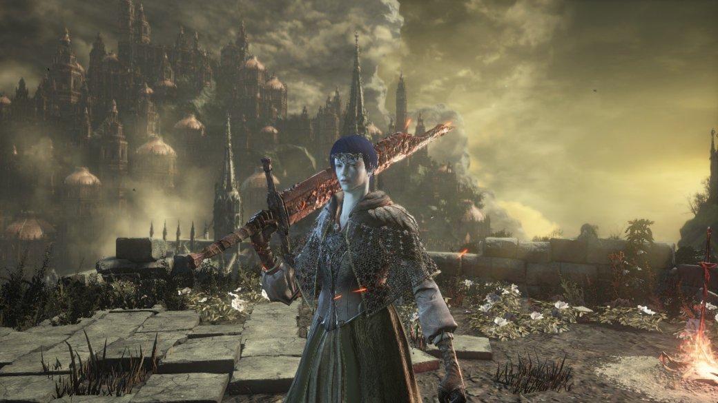 Где найти все новые предметы вDark Souls 3: The Ringed City | Канобу - Изображение 9477