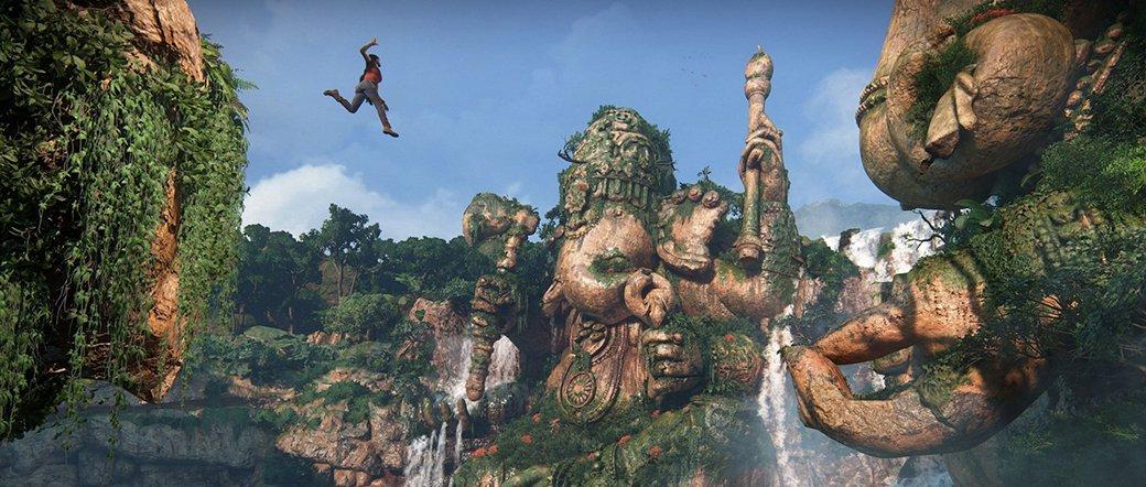 Суть. Коротко об Uncharted: The Lost Legacy — Хлоя не новый Дрейк | Канобу - Изображение 4466