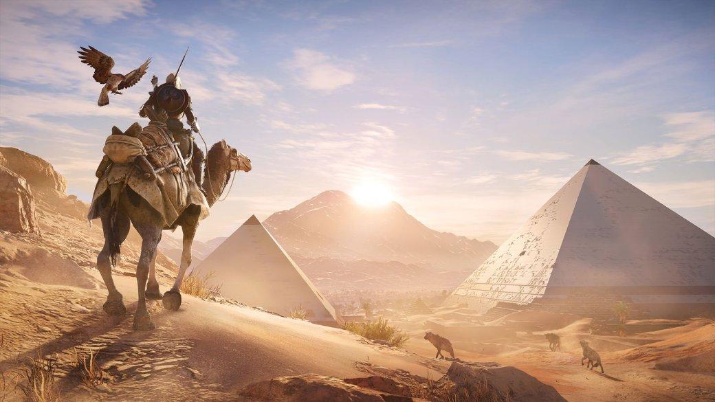 Вработе. Живые впечатления отAssassin's Creed: Origins. - Изображение 1