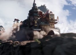 Семейные драмы ипрожорливые крепости вновом трейлере «Хроник хищных городов»