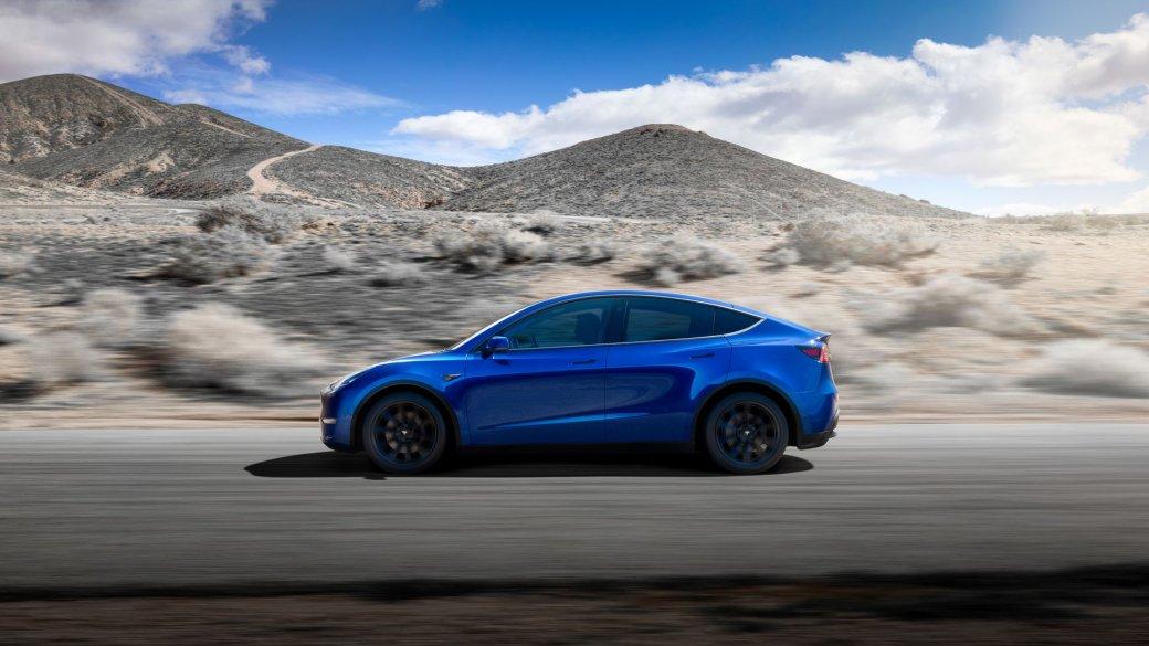 Что такое Tesla Model Yикакую пасхалку Илон Маск спрятал вееназвании? | Канобу - Изображение 3430