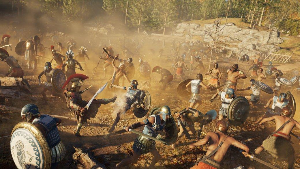Рецензия на Assassin's Creed Odyssey. Обзор Assassin's Creed: Odyssey | Канобу - Изображение 9
