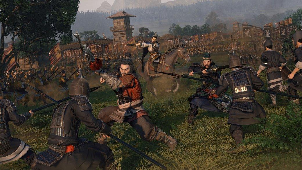 «Близка кбезупречности»: критики высоко оценили Total War: Three Kingdoms   Канобу - Изображение 8669
