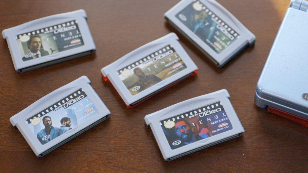 Нолан призвал смотреть «Довод» на большом экране, но блогер запустил его на мизерном Game Boy