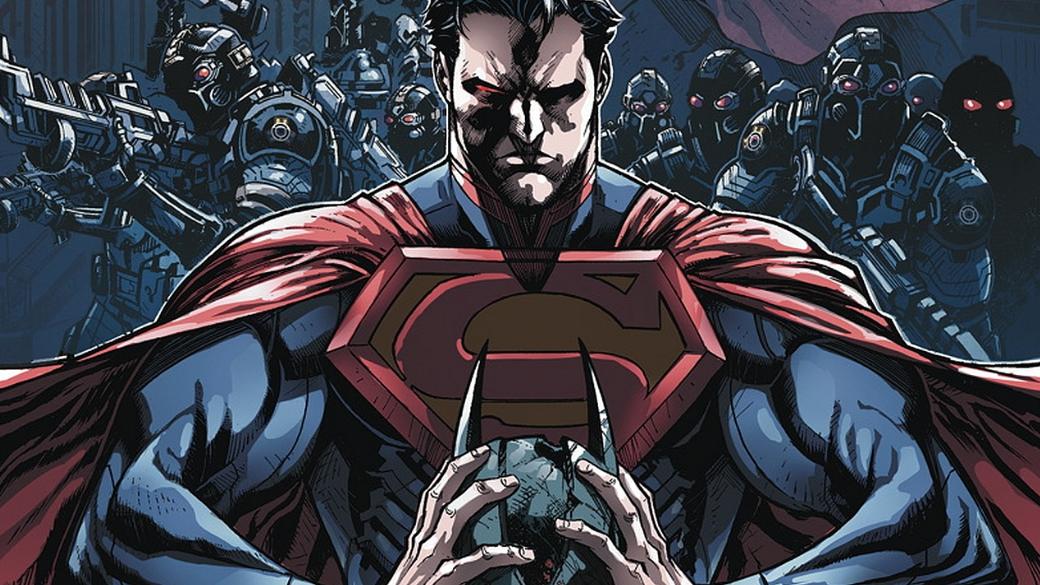 23мая вкино выходит фильм «Гори, гори ясно» (Brightburn)— альтернативная история происхождения Супермена, где подросток решает стать неЧеловеком изстали, ачем-то более зловещим. Продюсирует картину Джеймс Ганн. Вчесть этой попытки переосмысления образа Человека Завтрашнего дня мырешили вспомнить несколько удачных примеров изкомиксов, где были представлены злые версии Супермена.