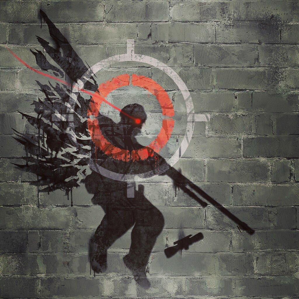 Фанатка из Китая набила татуировку с именным граффити игрока по CS:GO. - Изображение 3