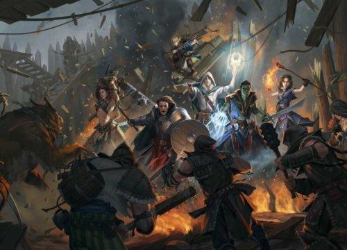 Разработчики Pathfinder: Kingmaker собрали $500тыс. наKickstarter