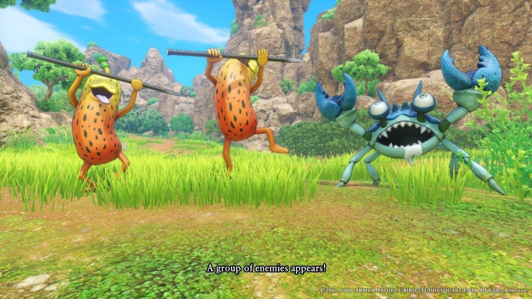50 невероятно красочных скриншотов Dragon Quest XI | Канобу - Изображение 11562