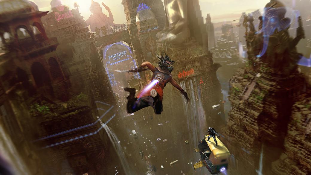 Ubisoft показала 25 минут геймплея Beyond Good & Evil 2 | Канобу - Изображение 1