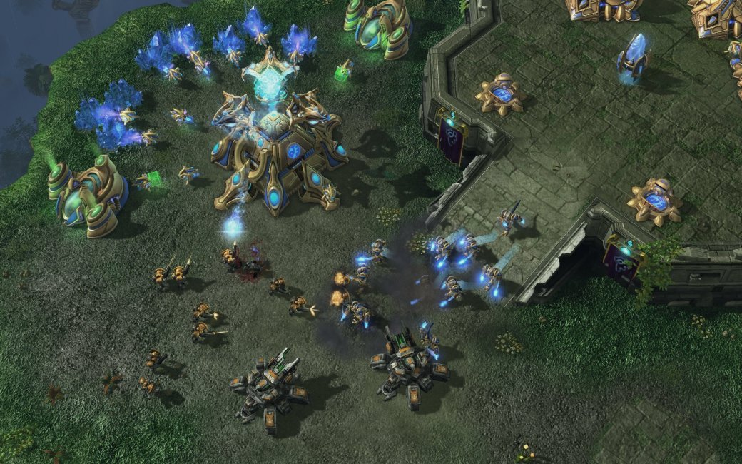 StarCraft II: Heart of the Swarm. Интервью. | Канобу - Изображение 2