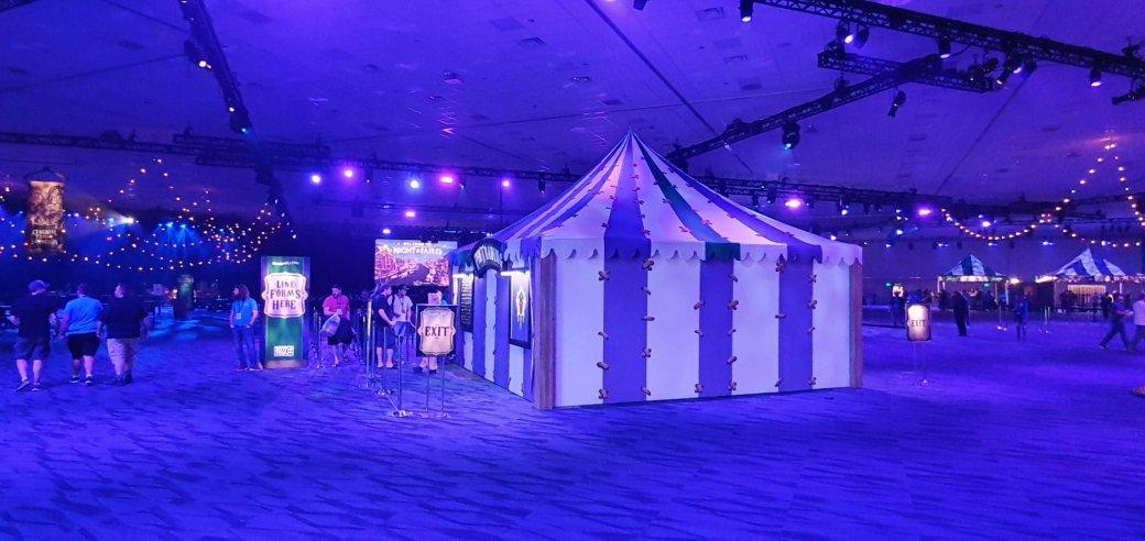 На BlizzCon в этом году развернулась настоящая Ярмарка Новолуния из World of Warcraft | Канобу - Изображение 2292