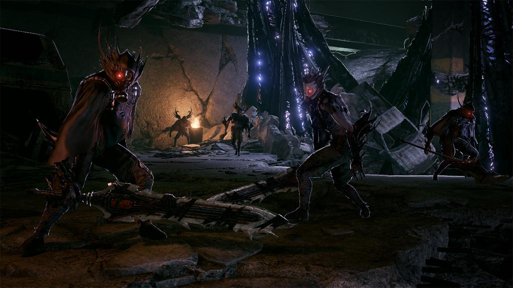 Начался закрытый бета-тест «аниме-Dark Souls» Code Vein. Все еще можно получить доступ к игре! | Канобу - Изображение 0