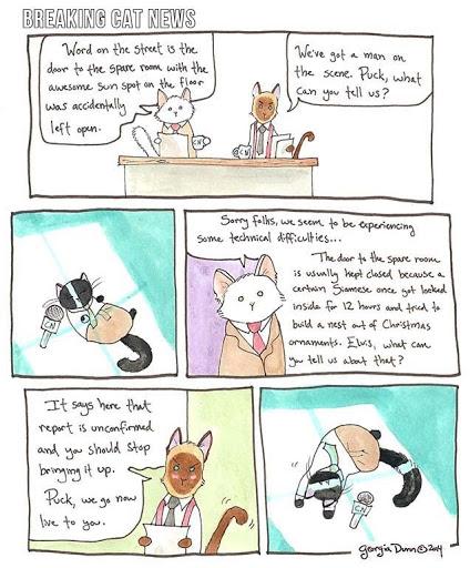 7 комиксов про животных, которые прокачают английский | Канобу - Изображение 11722
