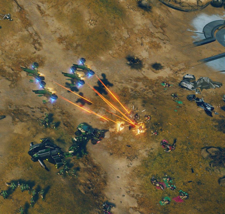 4 часа с Halo Wars 2   Канобу - Изображение 2