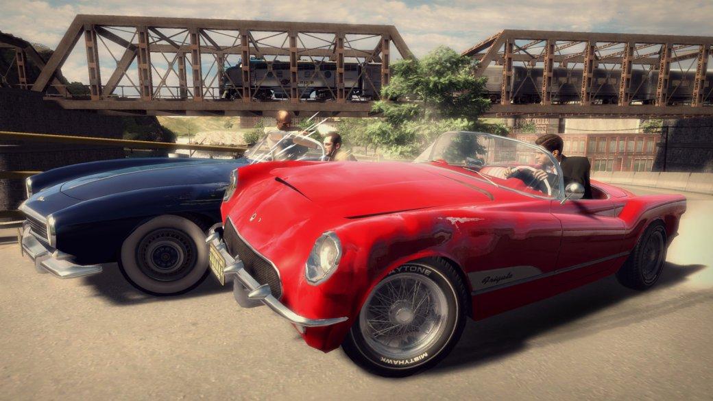 Гифка дня: лучший способ угона автомобиля на примере Mafia 2 | Канобу - Изображение 8738