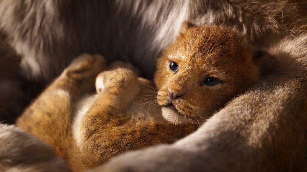 Вышел первый трейлер «Короля льва». И в нем есть парочка известных сцен!  | Канобу - Изображение 9124