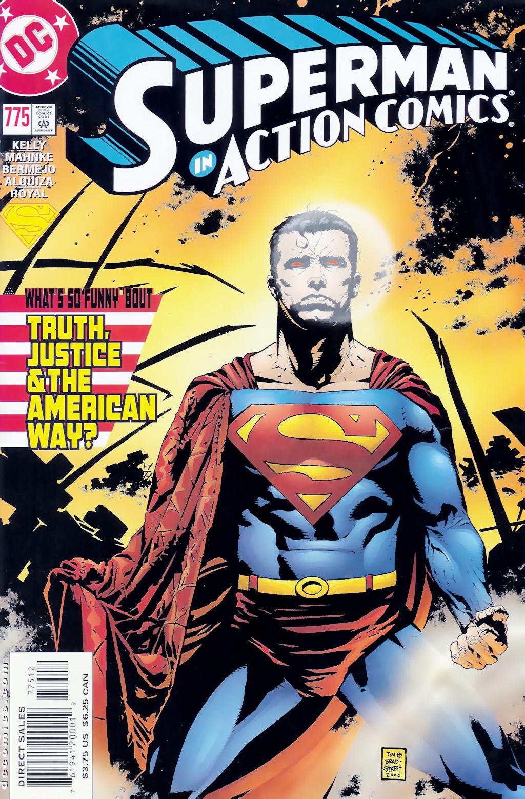 История Супермена иэволюция его образа вкомиксах | Канобу - Изображение 38