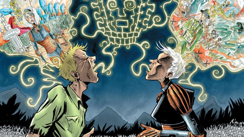 «Триллиум»— фантастический любовный роман оперемещениях вовремени испасении человеческой расы | Канобу - Изображение 1