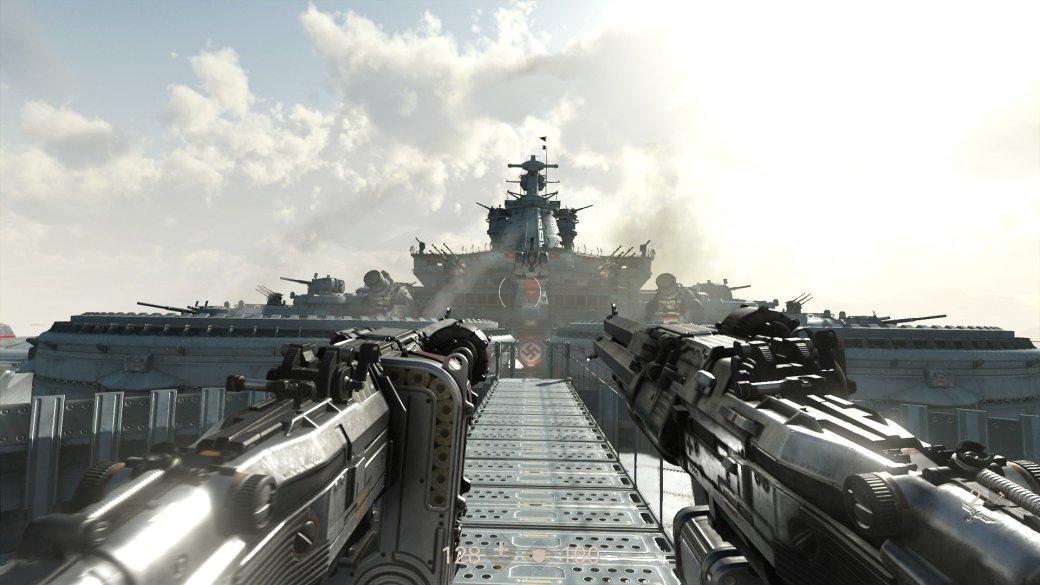 30 главных игр 2017 года. Wolfenstein 2: The New Colossus— Тарантинобы одобрил. - Изображение 5