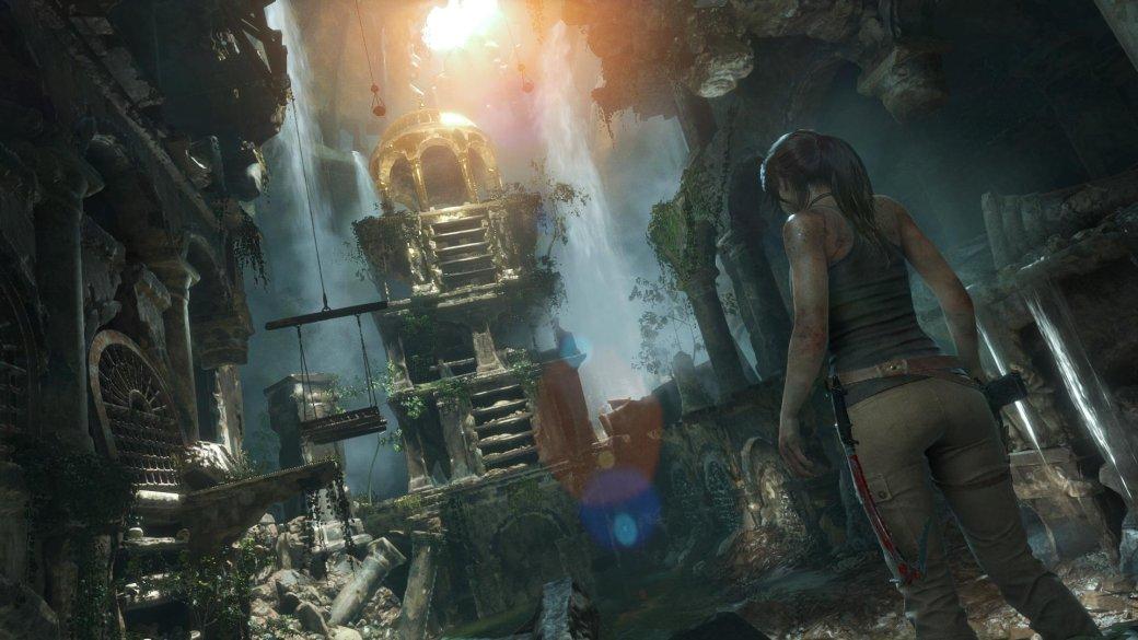 Paris Game Week. Впечатления от демо-версии Rise of the Tomb Raider | Канобу