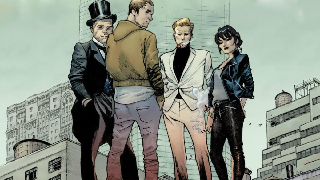 Каким получился Magic Order Марка Миллара— первый комикс отNetflix? | Канобу