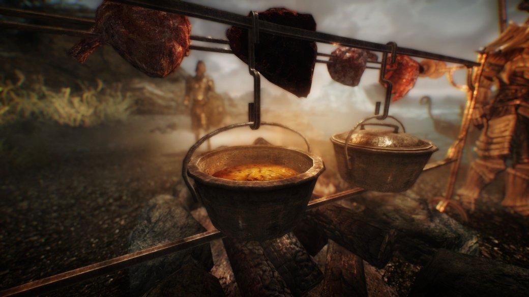 Свободная касса: что едят герои игр? | Канобу - Изображение 1