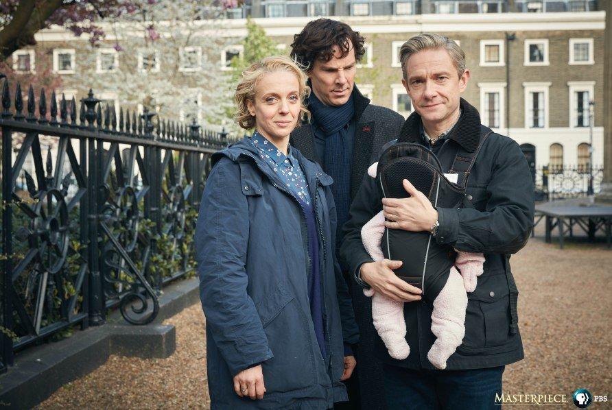 Дядя Шерлок! Фото четвертого сезона знакомят с пополнением в семействе | Канобу - Изображение 9995