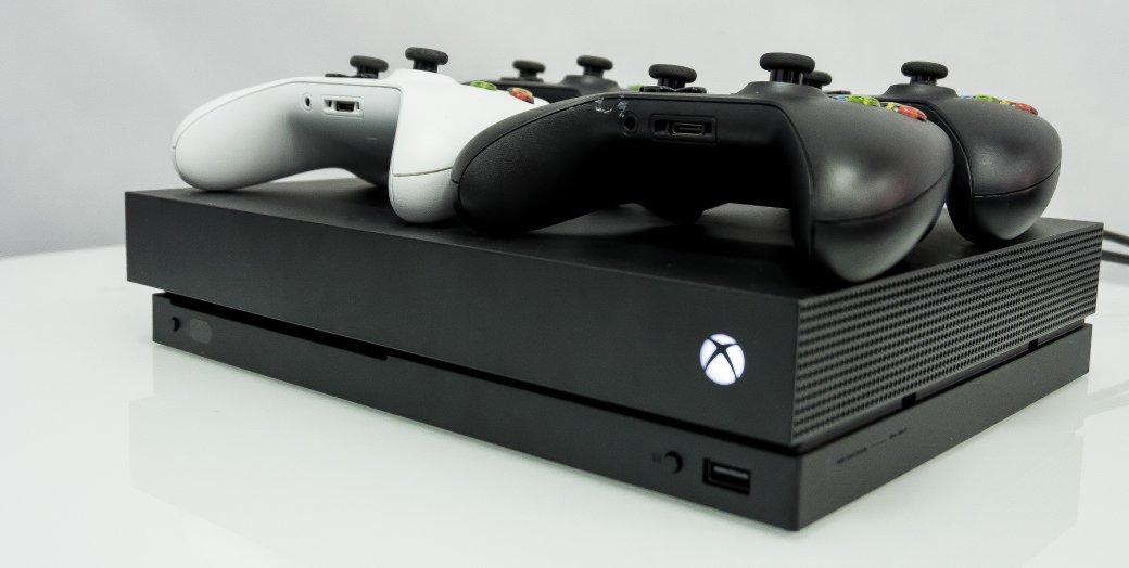 Обзор Xbox One X - характеристики консоли Microsoft, сравнение с PS4 Pro, видео | Канобу - Изображение 1300