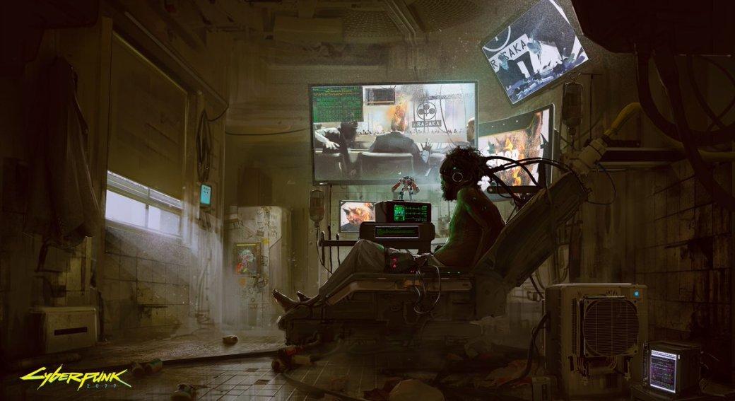 ВСети появились новые концепты Cyberpunk 2077. Фанаты тутже принялись ихрасшифровывать. - Изображение 5