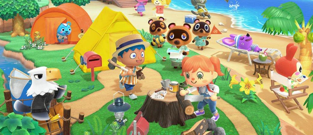 Animal Crossing: New Horizons возглавила британский розничный чарт. Иобошла DOOM Eternal | Канобу - Изображение 15538