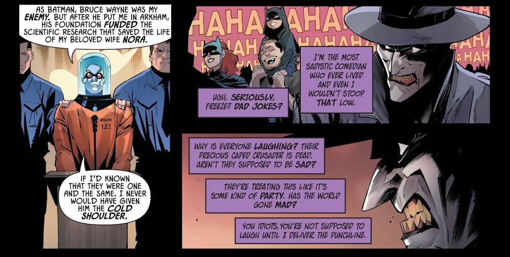 Мертвый Бэтмен изамена Харли. Лучшие ихудшие истории изюбилейного выпуска про Джокера | Канобу - Изображение 2560