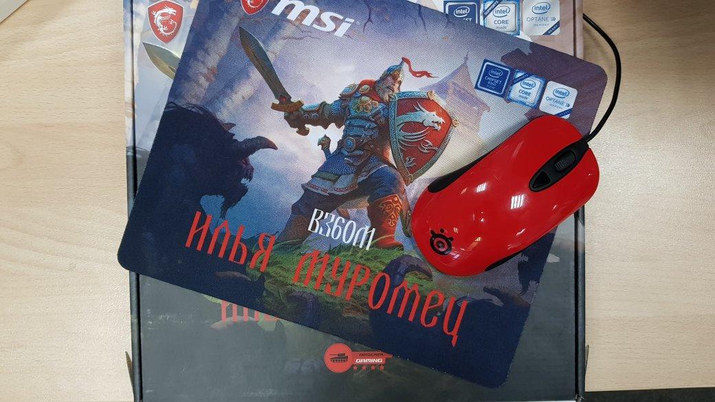 Первая материнская плата, заряженная русским духом— MSI B360М MORTAR ИЛЬЯ МУРОМЕЦ | Канобу - Изображение 4