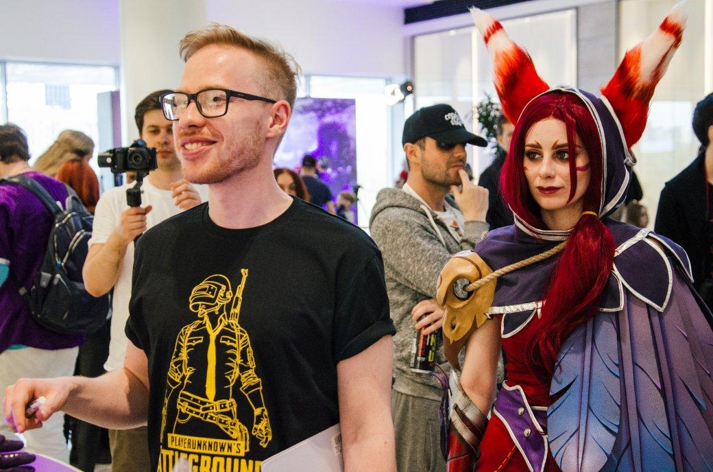 Лучший косплей сфестиваля Cosplay Star 2018: Пеннивайз, Джон Сноу, Роковая вдова идругие. - Изображение 124