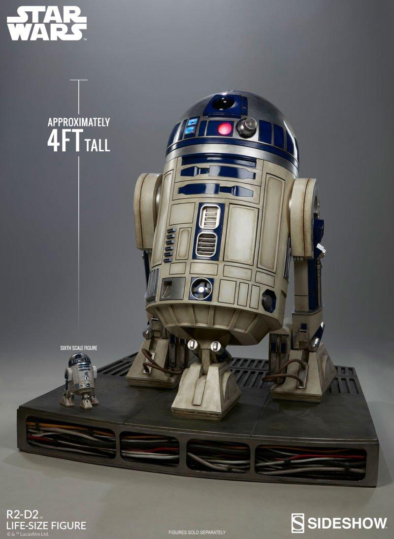 Взгляните наэту точную копию R2-D2 внатуральную величину | Канобу - Изображение 1549
