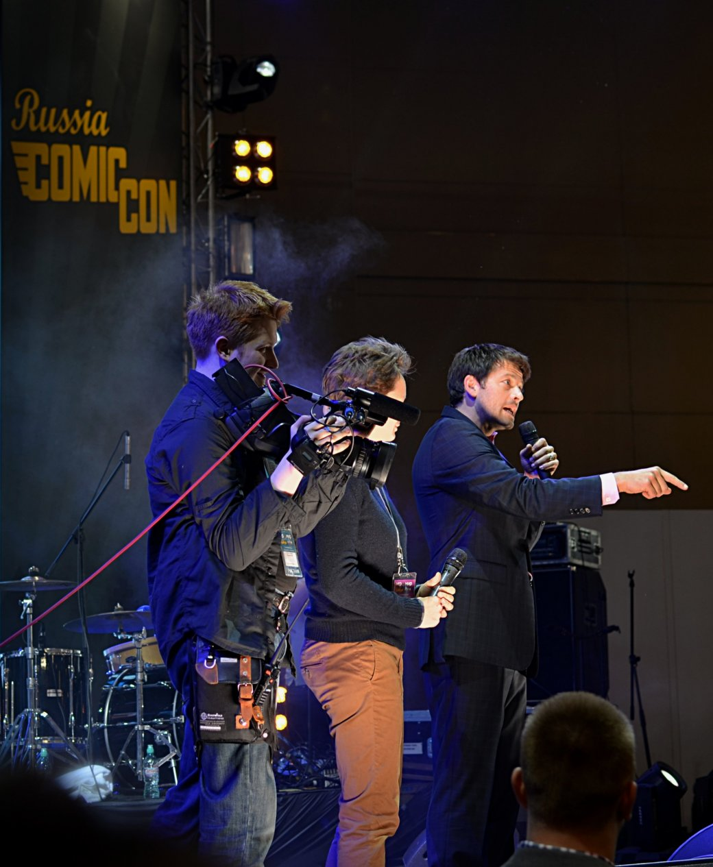 Фотоотчет с «Игромира» и Comic Con Russia, день 3 – Миша Коллинз | Канобу - Изображение 816