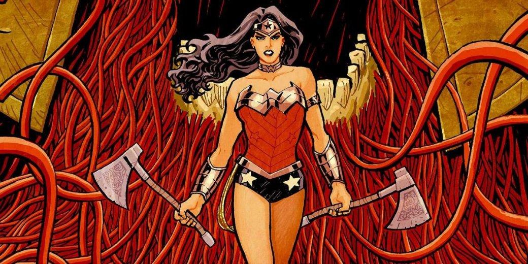 Кто такая Чудо-женщина (Wonder Woman) - комиксы DC Comics, фильмы | Канобу