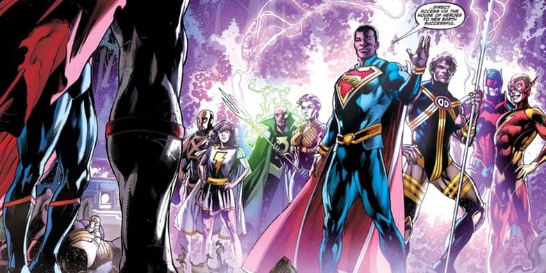 Советский, чернокожий, китайский и другие Супермены в новом комиксе DC | Канобу - Изображение 6050