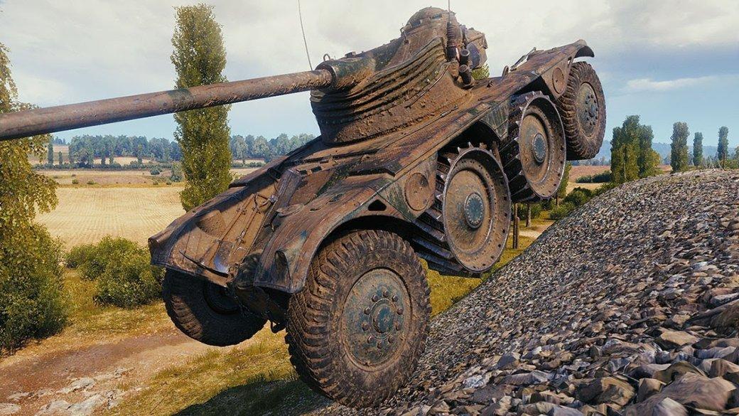 Прародители танков. Как создавалась колесная техника в World of Tanks | Канобу - Изображение 3