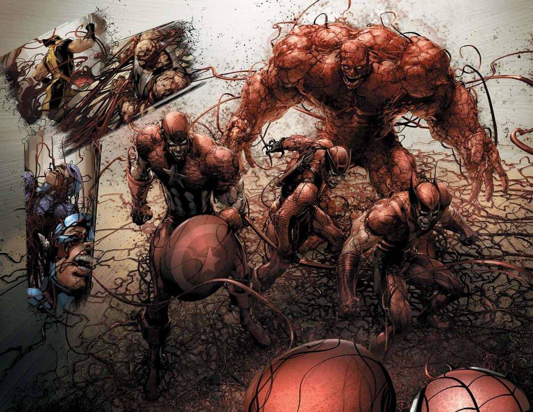 История Карнажа— самого безумного врага Человека-паука | Канобу - Изображение 6