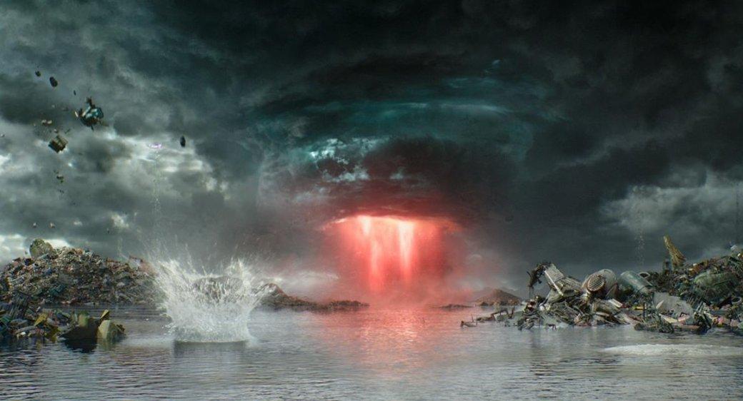 Изначально создатели «Капитана Марвел» хотели сделать после титров отсылку к «Тору: Рагнарек»   Канобу - Изображение 1