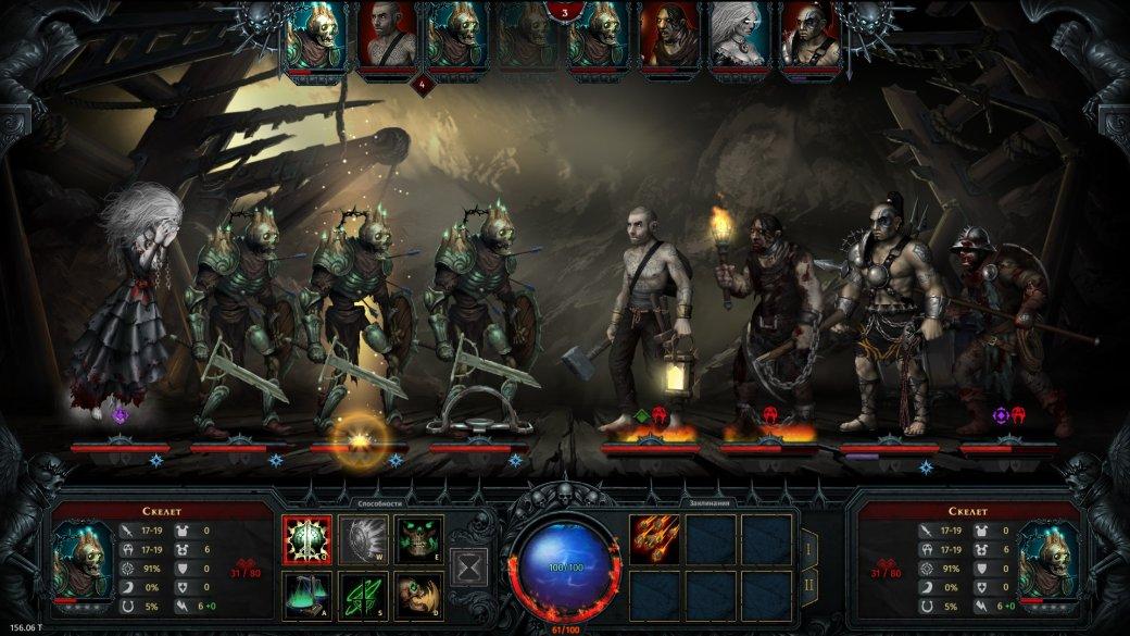 ВРоссии сделали cвою Darkest Dungeon— игру Iratus: Lord ofthe Dead. Чем она лучше ичем хужеDD? | Канобу - Изображение 0