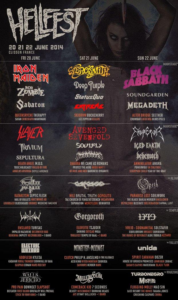 Hellfest 2014 | Канобу - Изображение 1