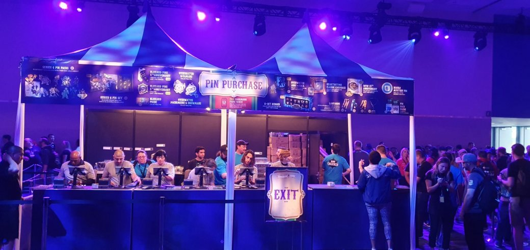 На BlizzCon в этом году развернулась настоящая Ярмарка Новолуния из World of Warcraft | Канобу - Изображение 12305