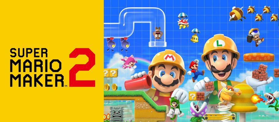 Необычный киберспорт. Трансляция турнира поSuper Mario Maker 2 привлекла десятки тысяч зрителей! | Канобу - Изображение 1