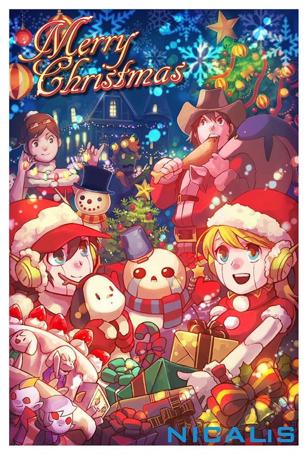 С праздниками! Разработчики поздравляют с Новым годом и Рождеством | Канобу - Изображение 8